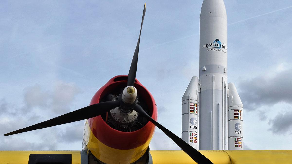De la puissance spatiale française