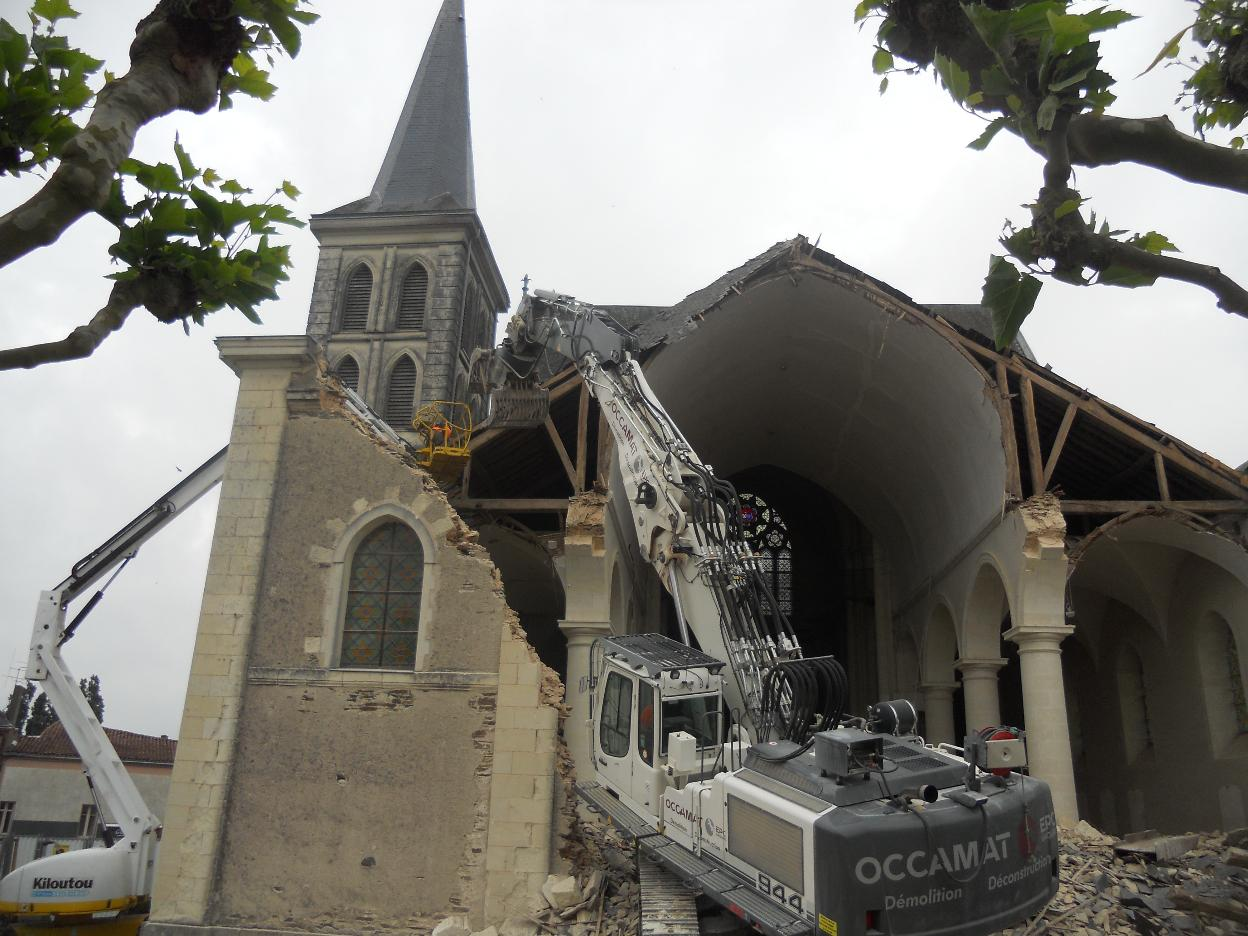 SOS patrimoine en danger
